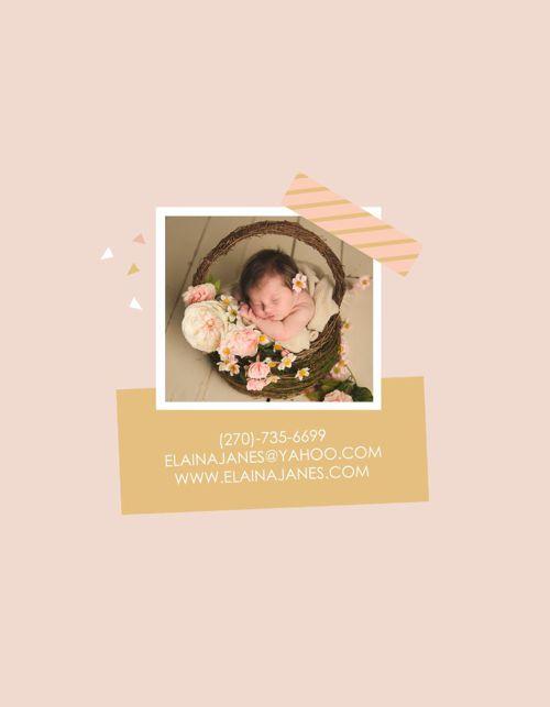 Elaina Janes Photography Newborn Guide