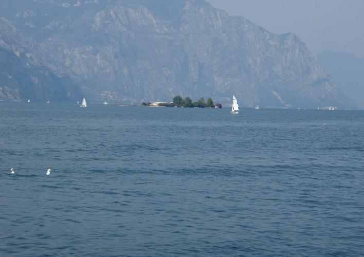 Lago di Garda in Gommone, 3 Settembre 2011