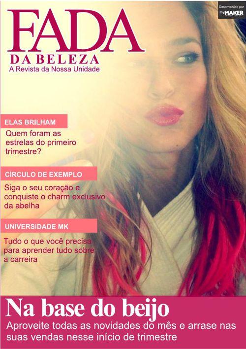 Revista Fada da Beleza - Abril 2016