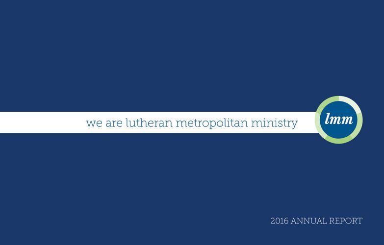 LMM 2016 Annual Report