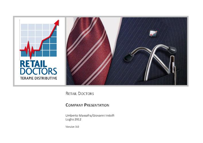 RETAIL DOCTORS General Company Profile