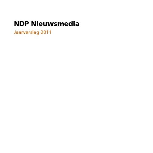 NDP Nieuwsmedia jaarverslag 2011