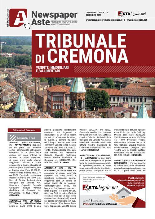 Cremona dicembre 2015