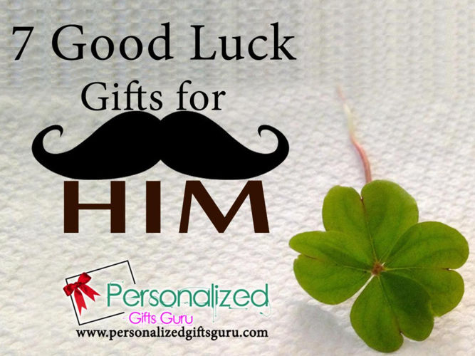 Good Luck Gifts for Him