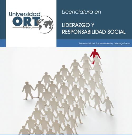 LICENCIATURA EN LIDERAZGO Y RESPONSABILIDAD SOCIAL