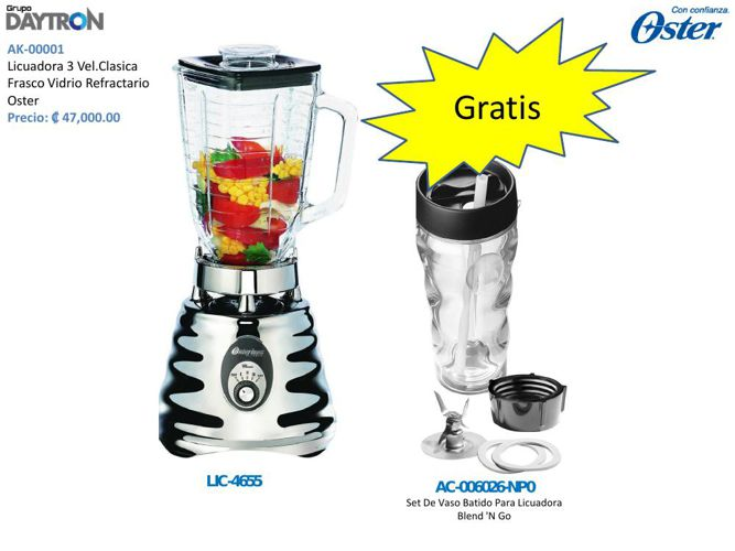 Kit Accesorios Oster