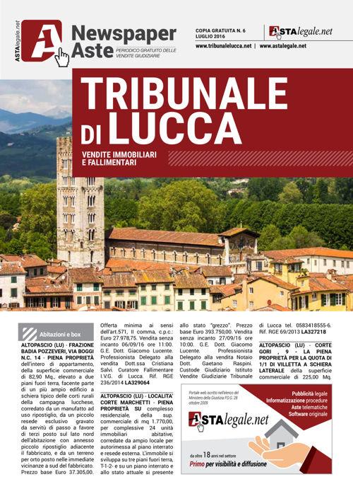 Lucca luglio 2016
