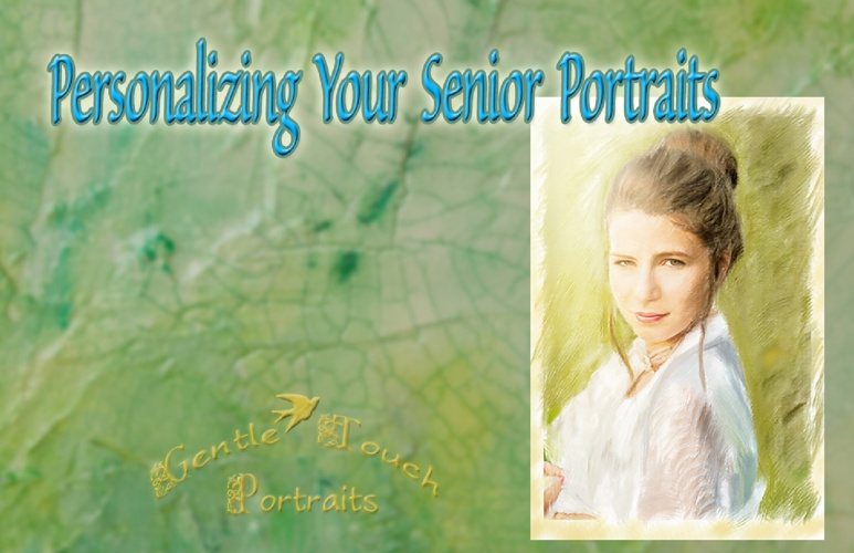Personalizing Your Senior Portraits