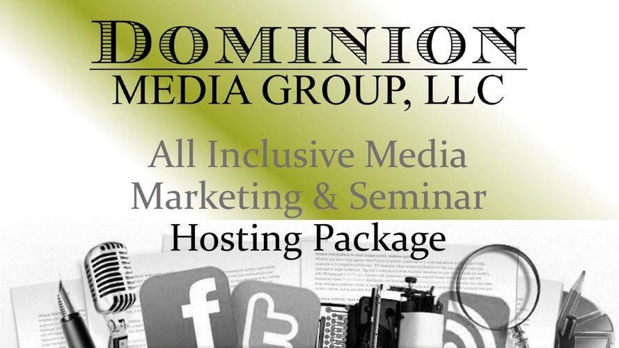 Media Marketing & Seminar Hosting Package