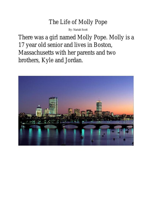 The Life of Molly Pope