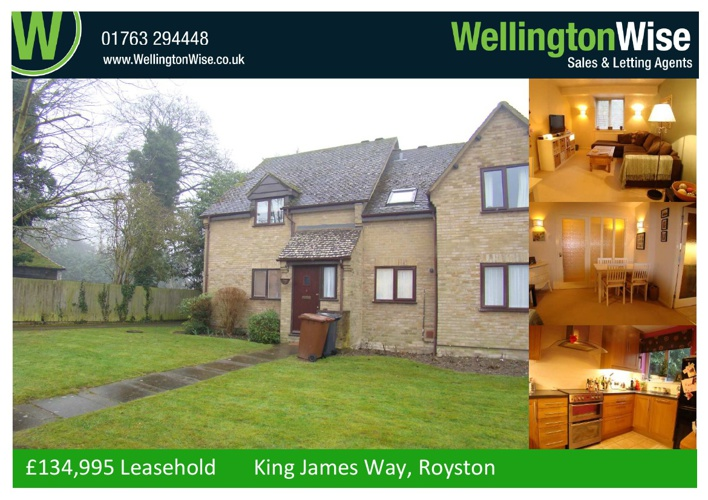 King James Way, £134,995