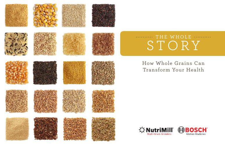 NutriMill Whole Grain Story
