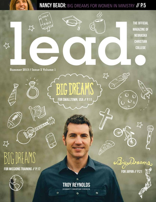 Lead Magazine, Vol. 1, Issue 2