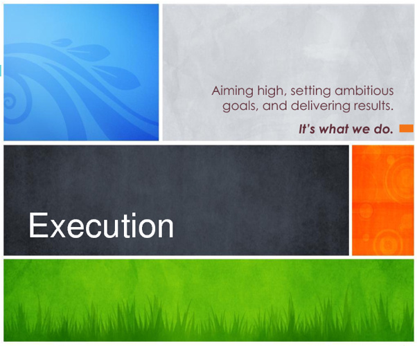 Execution by Mach 2 Management