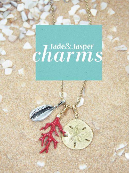 Jade & Jasper Charms