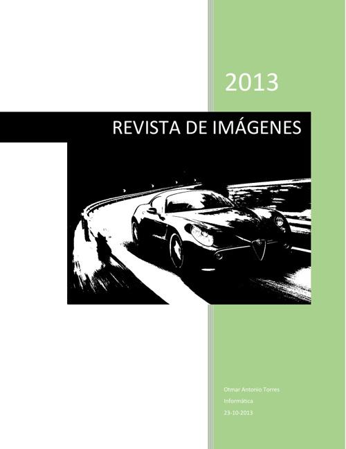 Revista de imágenes