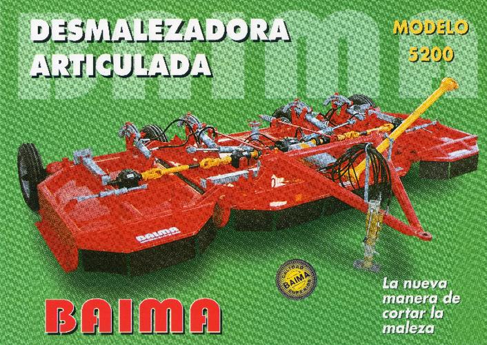 Baima 5200