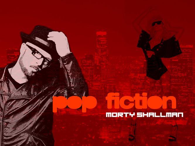 Morty Shallman's Pop Fiction Pop Art Digital Novella