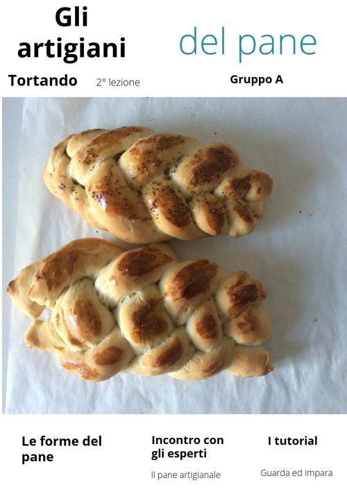 Tortando  Gli artigiani del pane