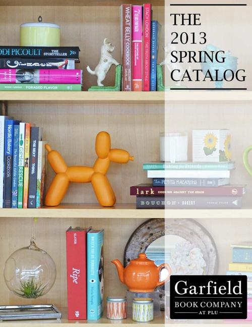 Spring Catalog 2013