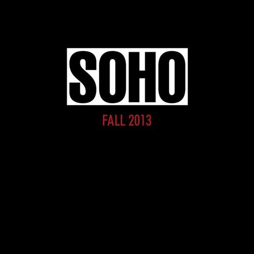 Soho Press Fall 2013 Catalog