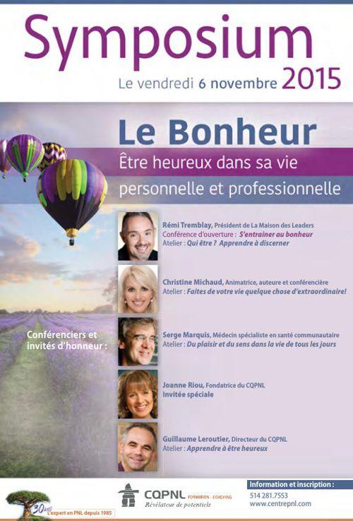 MDL - Symposium 6 novembre