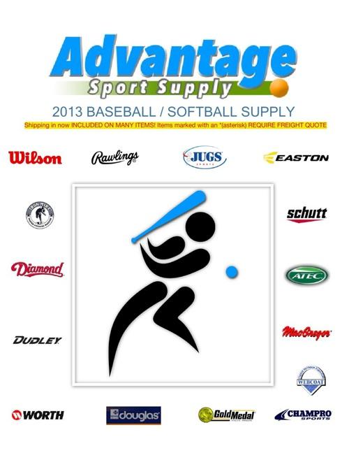 Baseball Catalog 2013