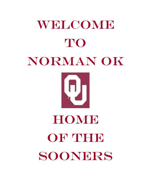 Welcome to Norman OK