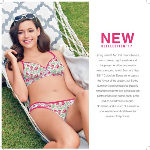 Enamor New Collection 2017