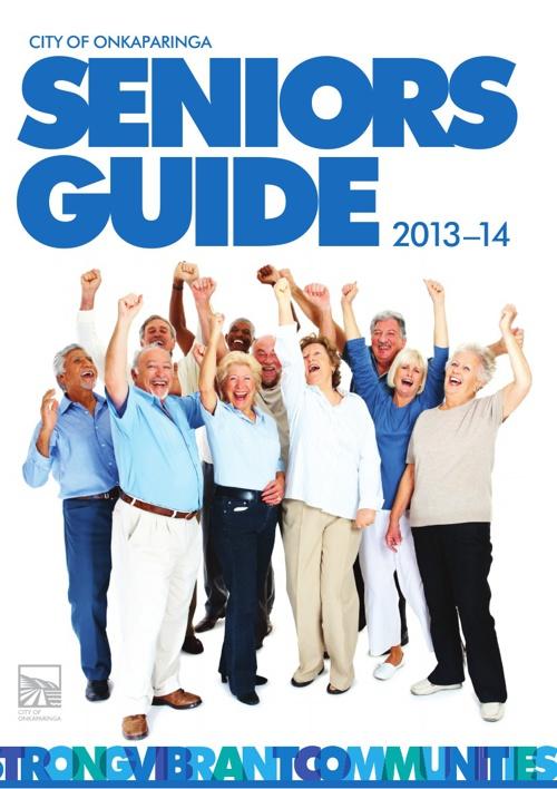 Seniors Guide 2013-14