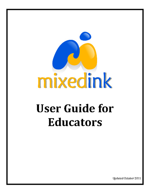 Mixed Ink User Guide