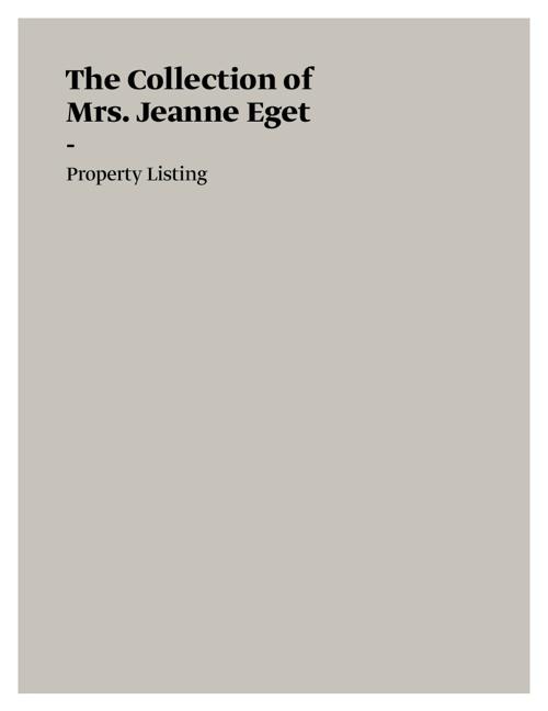 Eget Listing