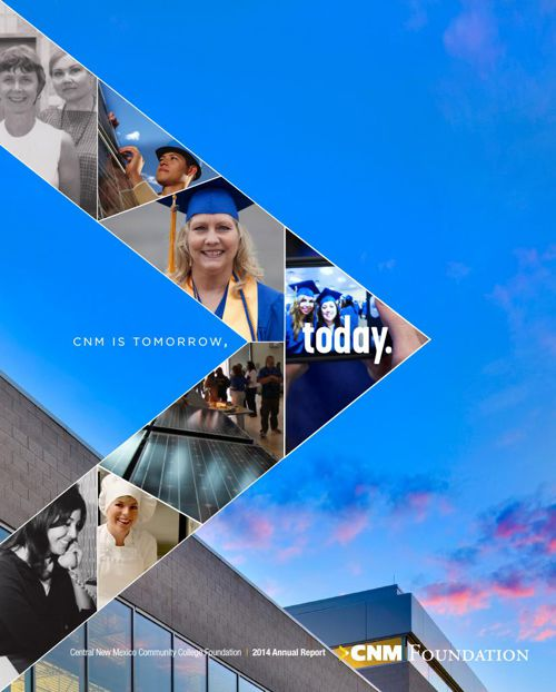 Central New Mexico Community College Foundation Annual Report