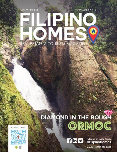 """Filipino Homes Real Estate & Tourism Magazine Vol 2 ISSUE 8"