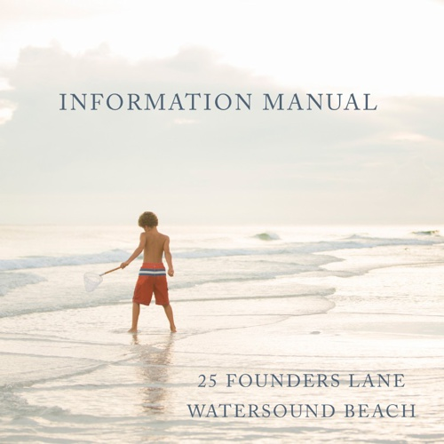 Watersound Manual