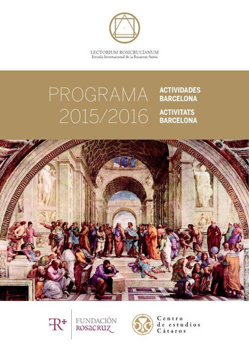 Programa Barcelona 2015-16