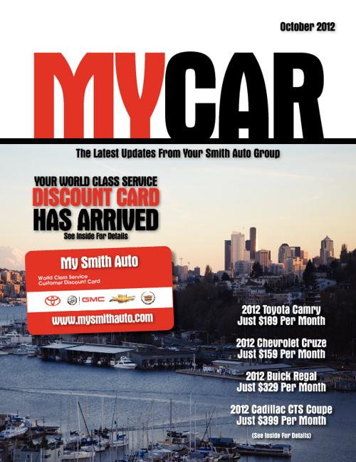 Smith Auto Group MYCAR Magazine