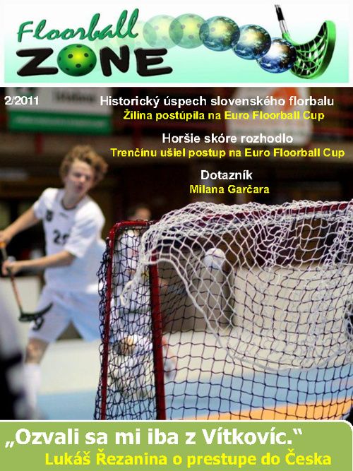 Floorball ZONE magazín 2/2011