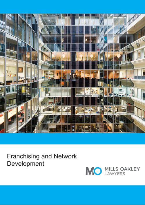 Corporate Advisory Franchising & Network Development Brochure