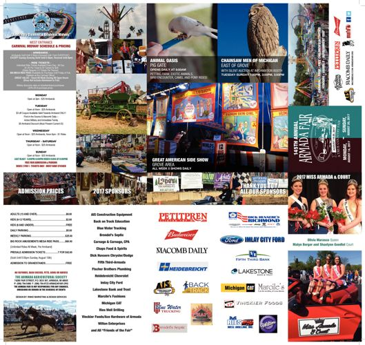Armada Fair Brochure