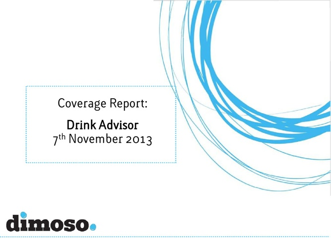 Coverage Report Drink Advisor