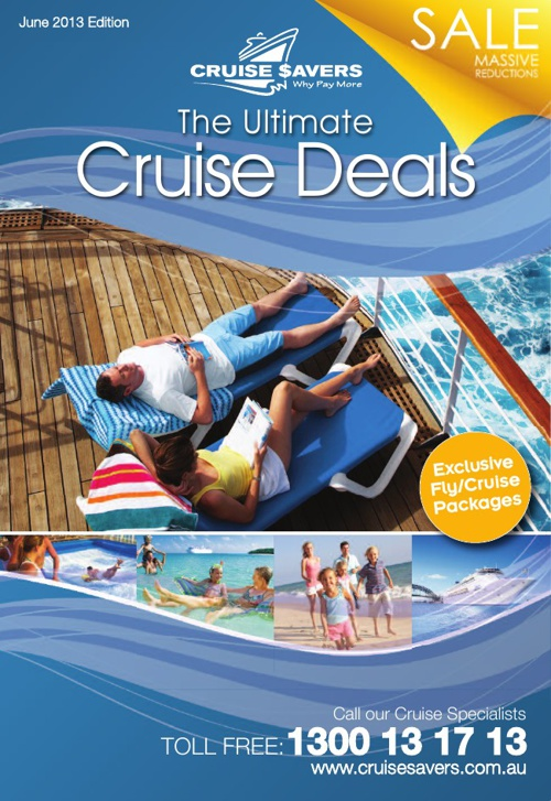 Cruise Savers - Ultimate Cruise Deals - June 2013