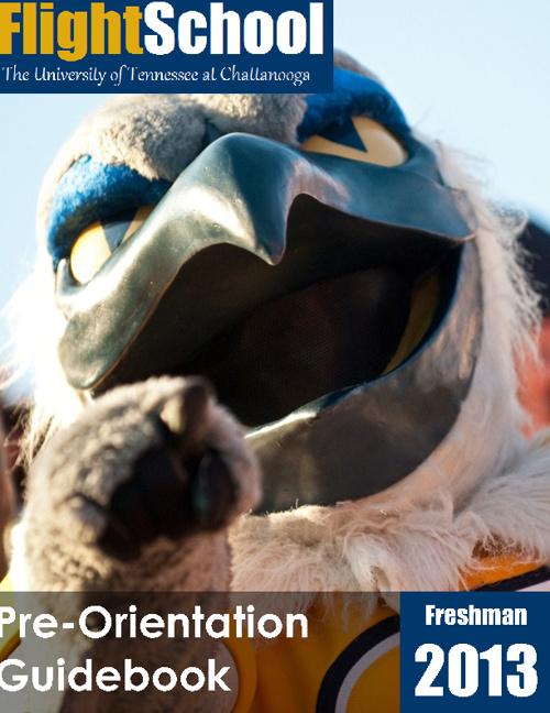 Pre-Orientation Guidebook