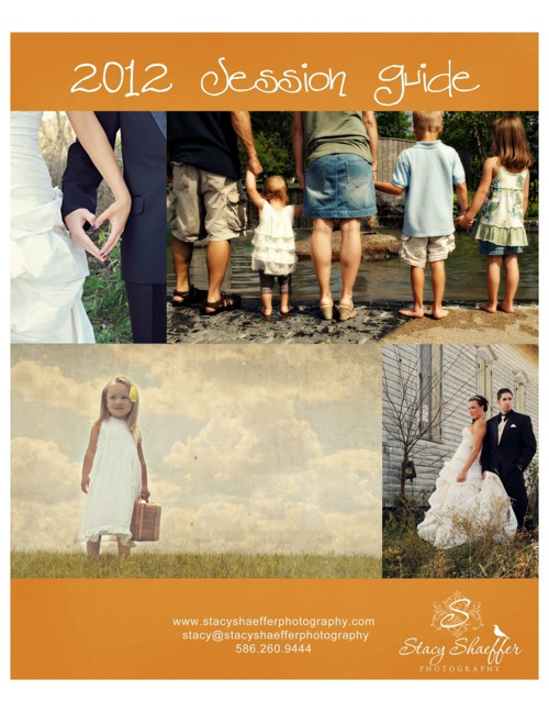 Stacy Shaeffer Photography Client Guide