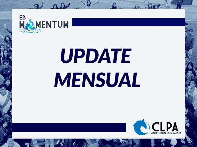 UPDATE MENSUAL DE SEPTIEMBRE