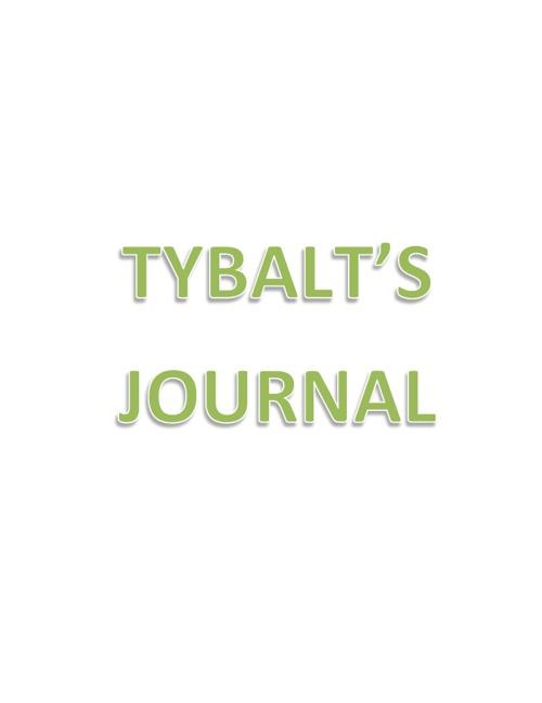 Tybalt's Journal