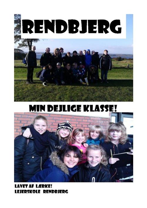 Rendbjerg dagbog
