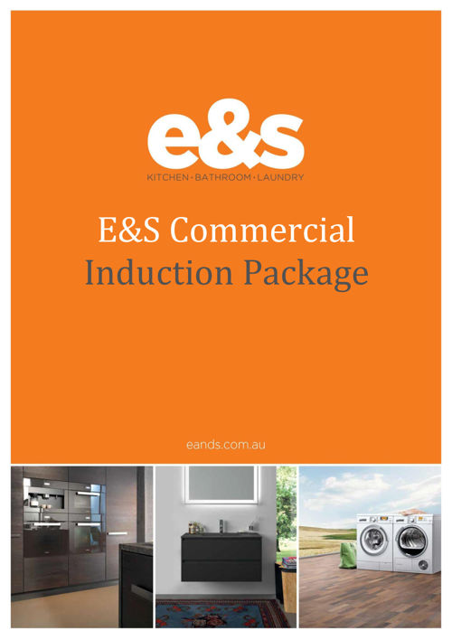 ES_Commercial_Induction Package_Carter Grange