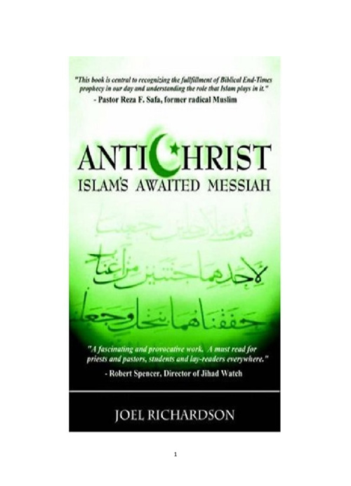 ANTICHRIST, Islam's Awaited Messiah