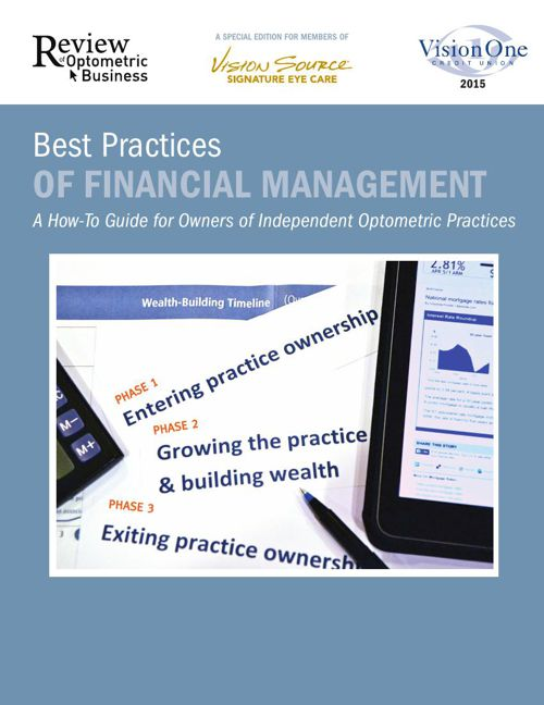 Best Practices of Financial Management